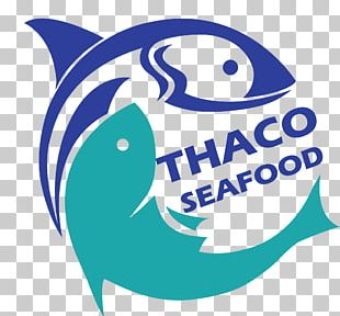 Logo Fish Seafood Brand Business PNG
