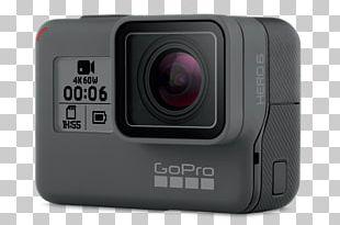 GoPro HERO6 Black Action Camera GoPro Karma GoPro HERO5 Black PNG