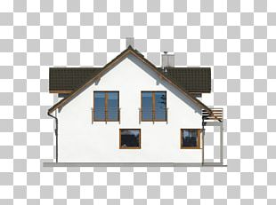 House Window Facade Roof Angle PNG