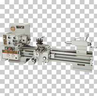 Metal Lathe South Bend Lathe Machine Tool PNG