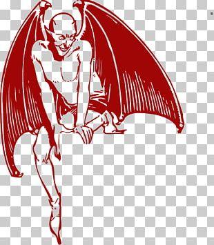 Devil Satan Lucifer Demon PNG