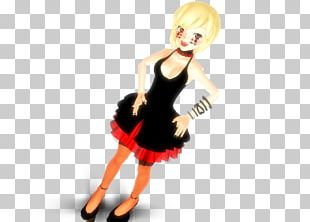 Human Hair Color Costume PNG