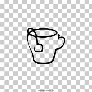 Coffee Cup Mug Tea Bag Drawing PNG