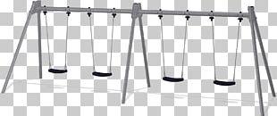 Kompan Swing Playground Slide Game PNG