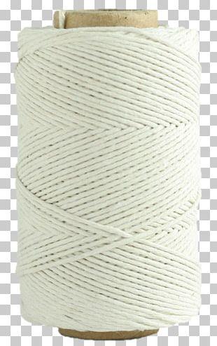 Twine Wool Rope PNG