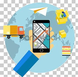 E-commerce Online Shopping Trade Purchasing Logistics PNG