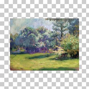 Landscape Painting French Landscape Impressionism France PNG