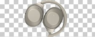 Microphone Noise-cancelling Headphones Sony 1000X Active Noise Control PNG