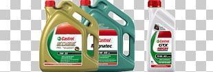 Motor Oil Castrol Ölwechsel Brand PNG
