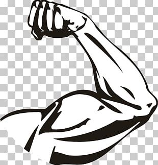 We Can Do It! Muscle Poster Biceps PNG