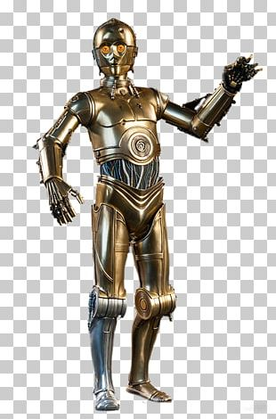 C-3PO R2-D2 Han Solo Star Wars Sideshow Collectibles PNG