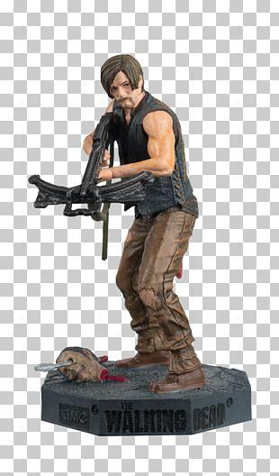 Daryl Dixon The Walking Dead: Michonne Rick Grimes Figurine PNG