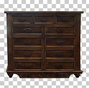 Drawer Pull Furniture Chest Of Drawers Buffets & Sideboards PNG