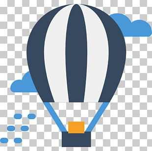 Hot Air Balloon Scalable Graphics Icon PNG