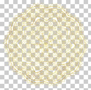 Descent To The Goddess: A Way Of Initiation For Women Mandala Doily Circle Place Mats PNG