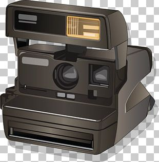 Photographic Film Instant Camera Photography Instant Film PNG