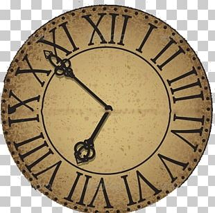 Clock Face Stock Photography PNG