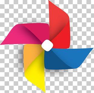 Paper Plane Windmill Wind Turbine Pinwheel PNG