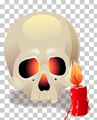 Calavera Day Of The Dead Skull Halloween PNG