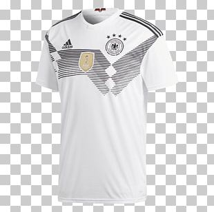 2018 FIFA World Cup Germany National Football Team Jersey T-shirt Adidas PNG