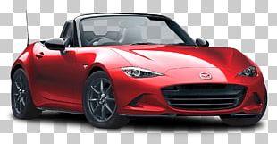 2015 Mazda MX-5 Miata 2015 Mazda3 2016 Mazda MX-5 Miata Club Car PNG