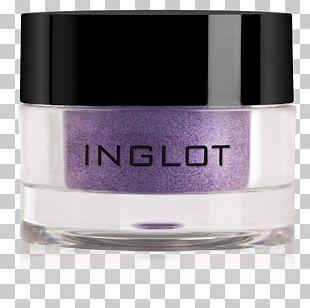 Eye Shadow Face Powder Pigment Inglot Cosmetics PNG