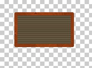 Rectangle Wood Stain Line PNG