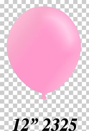 Balloon Pink Birthday Red Turquoise PNG