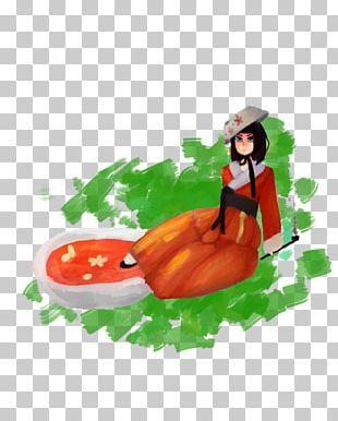 Cartoon Leaf Vegetable Fruit PNG