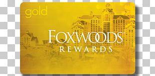 Foxwoods Resort Casino Credit Card Loyalty Program Cashback Reward Program PNG