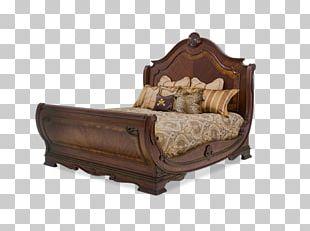 Sleigh Bed Bed Frame Bed Size Platform Bed PNG