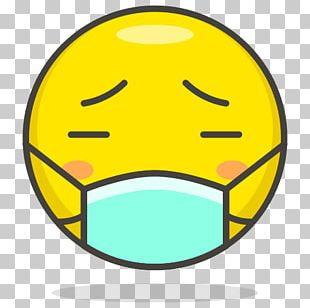 Smiley Emoji Computer Icons Surgical Mask PNG