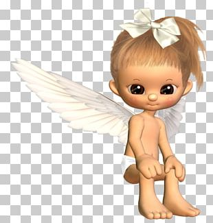 Angel Fairy Infant PNG