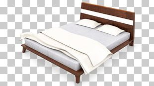 Bed Frame Table Mattress Couch PNG