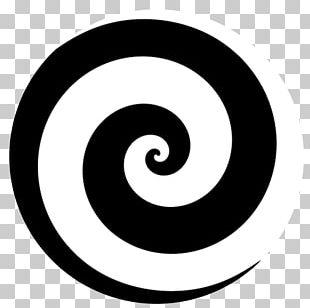 Circle Spiral PNG