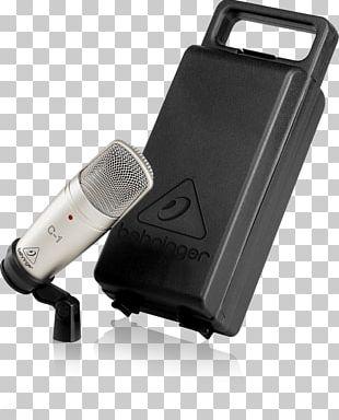 Microphone BEHRINGER C-1 Recording Studio Audio PNG