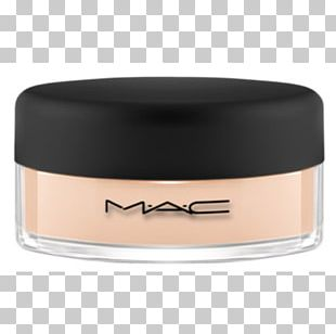 M·A·C Mineralize Foundation / Loose MAC Cosmetics Face Powder PNG