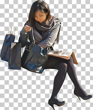 Sitting People Photography PNG
