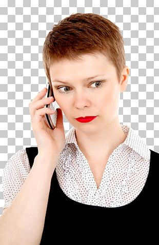 Woman Telephone PNG