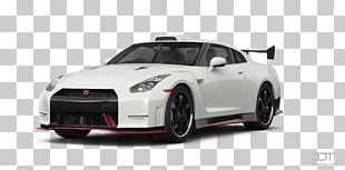 Nissan GT-R Model Car Automotive Design PNG