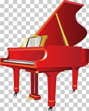Piano Musical Instruments Musical Note PNG