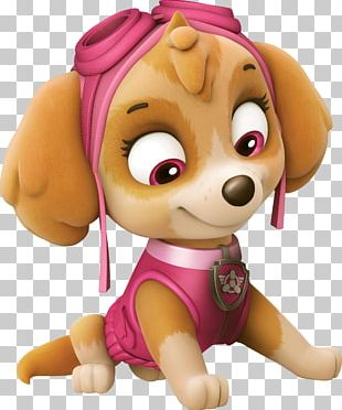 Skye Puppy Dog Birthday PNG