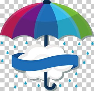 Color Stripe Umbrella Insurance PNG