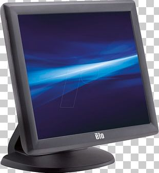 LED-backlit LCD Computer Monitors Television Set LCD Television Liquid-crystal Display PNG