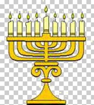 Hanukkah Menorah Temple In Jerusalem Open PNG