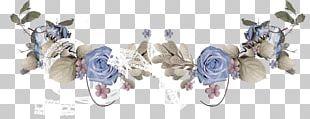 Cut Flowers Body Jewellery PNG