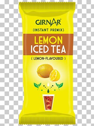 Iced Tea Lemonade Green Tea Drink Mix PNG