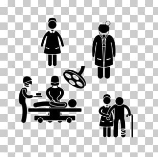 Patient Pictogram Health Care Physician Surgery PNG