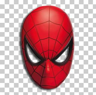 Spider-Man Film Series Mask Drawing Coloring Book PNG