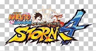 Naruto Shippuden: Ultimate Ninja Storm 4 Naruto: Ultimate Ninja Storm PlayStation 4 Video Game Bandai Namco Entertainment PNG